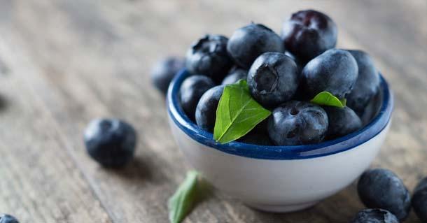 Áfonya kalória, fehérje, zsír, szénhidrát tartalma..