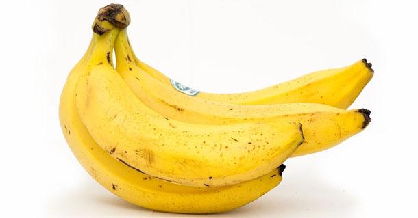 Banán kalória, fehérje, zsír, szénhidrát tartalma..