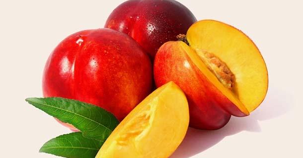 Nektarin kalória, fehérje, zsír, szénhidrát tartalma..