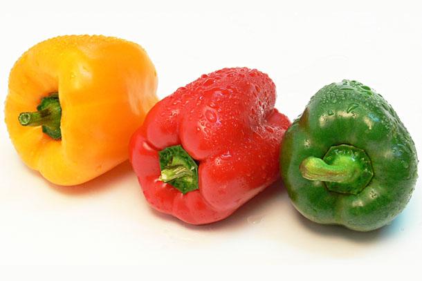 Paprika kalória, fehérje, zsír, szénhidrát tartalma..