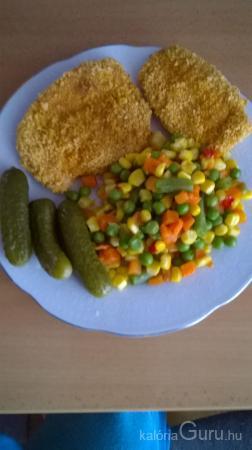 Kukoricapelyhes csirkemell recept - Receptek kalóriaértékekkel
